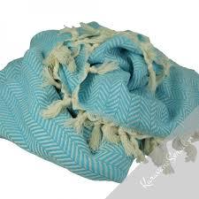 plaid turquoise pour canapé plaid turquoise safys