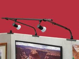 outdoor craft show lighting light bars track with cord end 2 fixtures and 2 bulbs business