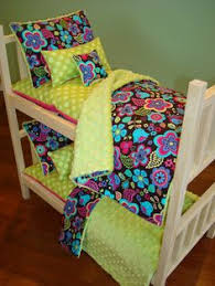 Bunk Bed Bedding Sets American Girl Doll Bedding Blanket Bed 15 Off Sale 10piece