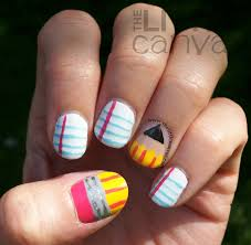 back to nail art nail toenail designs art