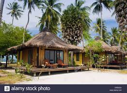 beach bungalow hotels stock photos u0026 beach bungalow hotels stock