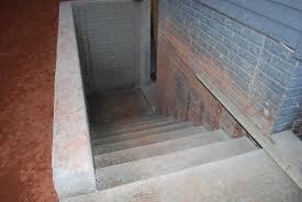 basement walkout walkout basement before after floor how much