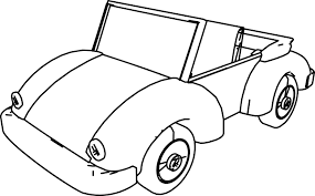 cartoon car drawing cartoon car volkswagen coloring page wecoloringpage