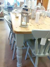 shabby chic round dining table shabby chic kitchen table shabby chic dining table diy