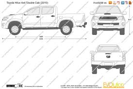 toyota hilux double cab schematic on toyota images tractor