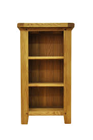 Narrow Short Bookcase by Bookcases Stanton Small Narrow Rustic Oak Bookcasestanton Small