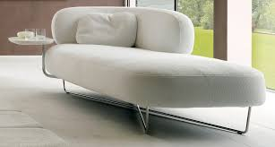 contemporary daybed fabric leather indoor it is by simone