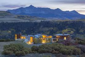 sunset ridge a luxury home for sale in telluride colorado