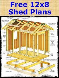 How To Build A Simple Wood Storage Shed by Best 25 Build Your Own Shed Ideas On Pinterest Build Your Own