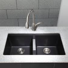 No Water In Kitchen Faucet by Kohler K99259vs Artifacts Single Hole Kitchen Sink Faucet With 175