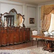 sala da pranzo classica mobili classici e di lusso zona giorno vimercati meda