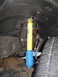2000 ford ranger shocks bilstein shocks installation on my f 250 ford truck enthusiasts
