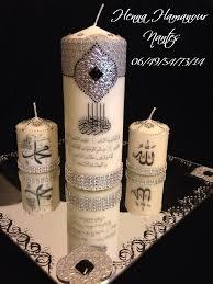 bougie personnalisã e mariage farandole de bougie orientale personnalisé bougies