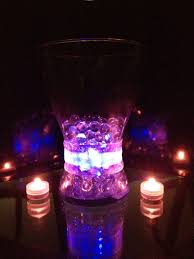 Submersible Led Light Centerpieces by Wedding Centerpieces With Submersible Led Lights Furniture Decor