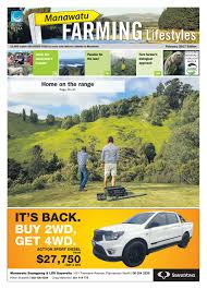 manawatu farming lifestyles february 2017 by northsouth multi