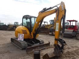 jcb 8050 rts used mini excavator u003c 7t for sale