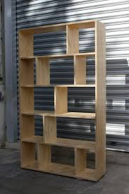 Bookshelf Furniture Plywood Bookcase Two Simple Bookcase Designs That Are Made With