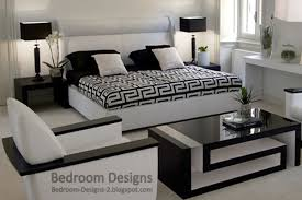Modern Bedroom Furniture Design 5 Black And White Bedroom Designs Ideas