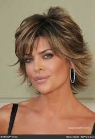hairdresser for rinna 55 best feathered flip or farah do hairstyles images on pinterest