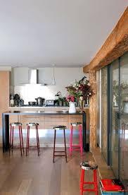 cuisine table haute table pour la cuisine des tabourets coloracs pour transformer la
