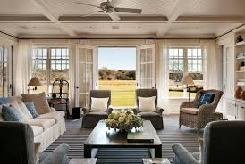 family room a summer cottage in hamptons john b murray