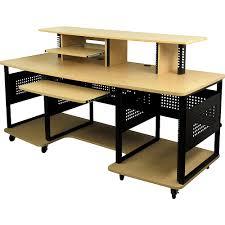 Omnirax Presto 4 Studio Desk by Coffeetable Find What You Love Love What You Find