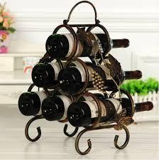 6 bottles of wine rack wrought iron wine racks for sale metal wine