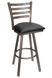 commercial metal and wooden swivel bar stools bar u0026 restaurant