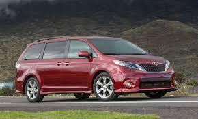 toyota usa 2016 minivan shopping guide autonxt