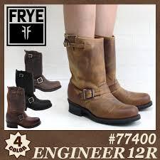 womens boots frye socalworks rakuten global market fly frye engineer 12r