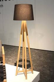 Pine Floor Lamp by Floor Lamp Wood Floor Lamps Pine Lamp From Wooden Tripod Canada