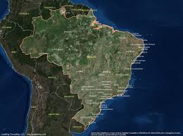 India Satellite Map by Brazil Satellite Maps Leaddog Consulting