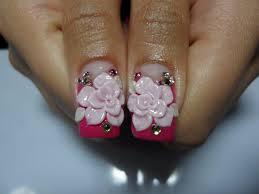 10 3d acrylic nail art ideas lwom another heaven nails design