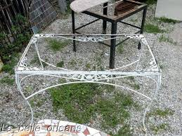 wrought iron tables for sale vintage wrought iron table and chairs stevensimon org