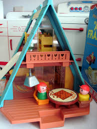 a frame house tracy u0027s toys and some other stuff fisher price play family a