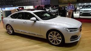 volvo s 2017 volvo s 90 u2013 exterior and interior u2013 geneva motor show 2016