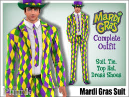 mardi gras suits second marketplace phunk mardi gras suit and dress shoes