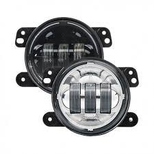 Jk Led Fog Lights Jw Speaker J Series Led Foglights For Jk Jeepshop Be Jeep