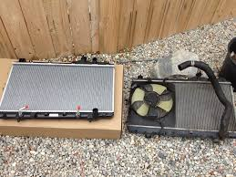 how to replace radiator in 5 speed 97 01 crv honda tech honda