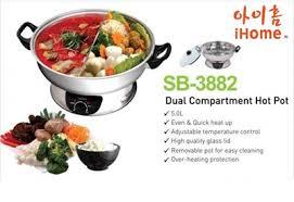 food heat l temperature qoo10 5l pot home electronics