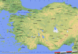 smyrna map turkey image map