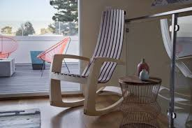 Plus Rug Furniture Appealing Modern Rocking Chair For Home Interior