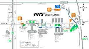Washington Dc Airports Map by Phoenix Airport Terminal Map My Blog
