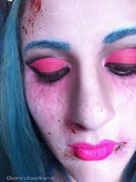 kryolan halloween makeup cartoon zombie princess halloween makeup tutorial how to