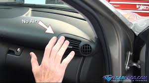 The Car Interior Preheater How To Replace A Blower Fan Motor In Under 30 Minutes
