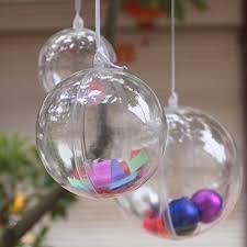 plastic tree ornaments