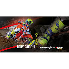 sidi crossfire motocross boots sidi crossfire 3 srs tc222 tony cairoli motocross boot mxweiss