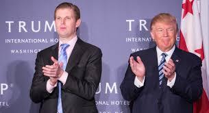 Setting Up A Blind Trust Trump U0027s Kids To Run Businesses Via U0027blind Trust U0027 Trump Attorney