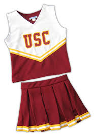 Halloween Cheer Costumes Usc Trojans Halloween Cheerleading Costumes Usc Trojans