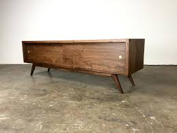 tv stands contemporary mid century modern tv stand media console